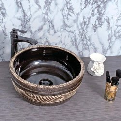 Ceramic Art Basin