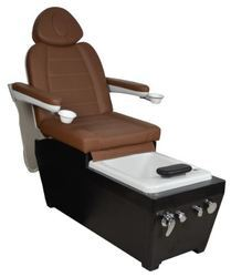 Pedicure Chair and Massage Bed (2-In-1)