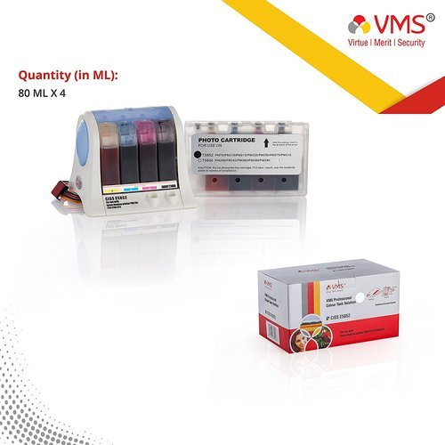 Continuous Ink supply system - CISS - VMS Professional Color