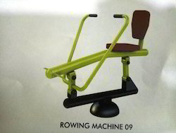 Outdoor Fitness Rowing Machine