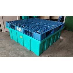 Ercon Four Drum Spill Pallet