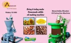 Semi-Automatic Drumstick Oil Extraction Machine, Capacity: 1-5 ton/day
