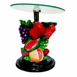 Round Fruits Table
