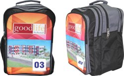 Kids School Bags of PU Coated Polyester