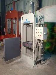 Hydraulic Pet Bottle Baling Press Machine