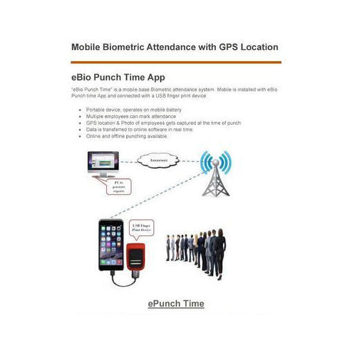Android Based Biometric Attendance System