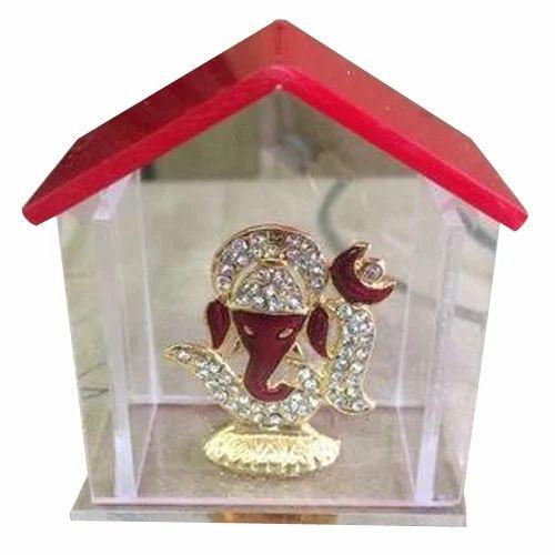 Car Dashboard Ganesha Idol