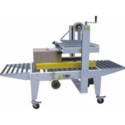 Auto Strap Threading Bottom Seal Machine