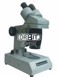 stereo orbit microscope