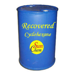 Recovered Cyclohexane