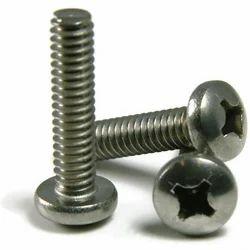 Mild Steel Phillips Pan Screw