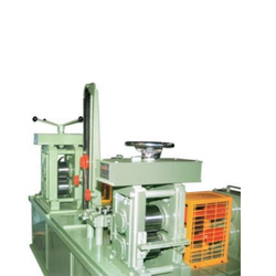 Automatic Wire Flattening Mill