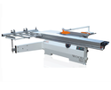 Panel Saw Tilting with Scoring Cutter