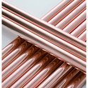 Copper Tubes, Size: 1/8 (3.2) To 13/8inch (34.9mm) Od In Coil Form