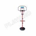 Plastic Basketball Toy Set