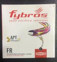 Kundan Fybros Wire, Wire Size: 1.0 - 6 Sqmm