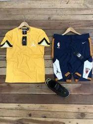 Puma Sports Shorts & Tshirt