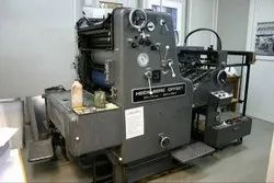 Used CD 102 SL Heidelberg Offset Printing Machines
