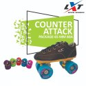 Counter Attack Quad Skate Package, Size: 65mm X 35mm