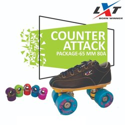 Counter Attack Quad Skate Package