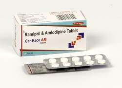 Ramipril 5 Mg Amlodipine 5 Mg Tablets