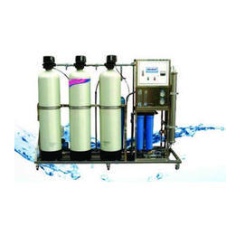 2000 LPH Softener Water Plant