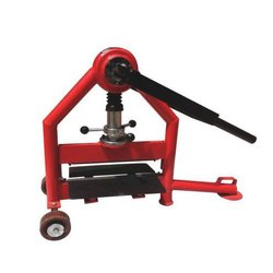 Orange Manual Brick Cutter