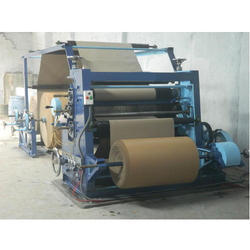 Automatic Paper Roll To Roll Corrugated Lamination Machine
