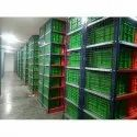 Slotted Angle Wiremesh Cover Rack