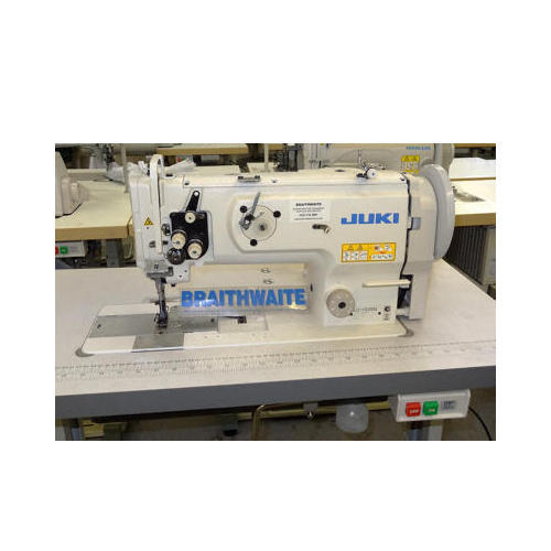 Juki Automatic Heavy Duty Machine LU40N For Commercial Use Stunning Braithwaite Industrial Sewing Machines