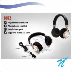 Head Phone - Buzz