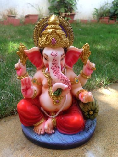 Ganesh Statue With 7 Inch Height