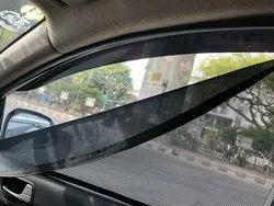 Denon Black Car Sun Shade