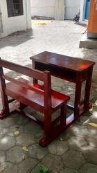School Furniture Wooden Desk