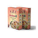 Active X Mini Soya Chunks, Packaging: 50 Gm Pouch