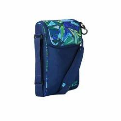 7b8fa0ca7 100% Polyester Wildcraft Wiki Blue Sling Bag Strap It