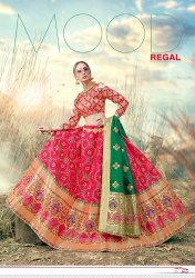 Pr Fashion Launched Very Beautiful Designer Lehenga Choli