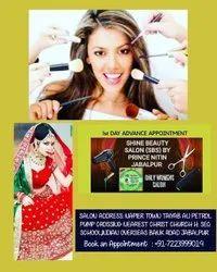 Women's Makeup Services