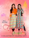 Girl Rayon Fashion Eternal Vol 2 Kurti By Kajal Style