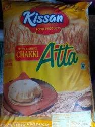 Kissan Food Product Atta, Packaging Size: 10