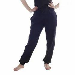 Induswelt Women's Casual Pants, Waist Size : 28-38