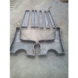 Mild Steel Garden Benches Mold