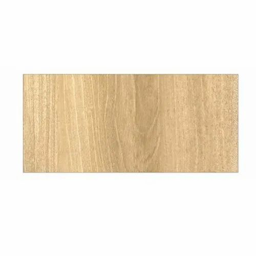 Harmony Suede Finish Oak Wooden Mellow Laminate Sheet, Thickness: 1 mm