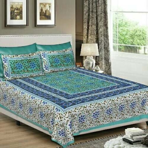 fb57512aec Cotton Double Bed Sheet (90