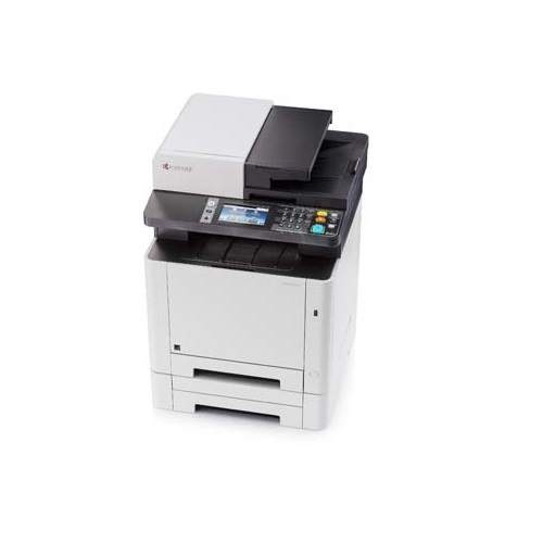 Image result for Kyocera ECOSYS M5526cdw Color Multifunction Printer