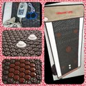 Korea Therapy Heaxgen Tourmaline Stone Heating Mat With TENS Therapy