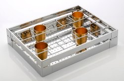 Full Sheet Glass Basket