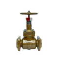 Ammonia Refrigeration CIMSF(Cast Iron Metal Seat Flanged Connection)