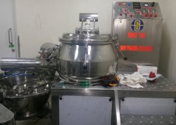 Rapid Mixer Granulator - Wet Granulation