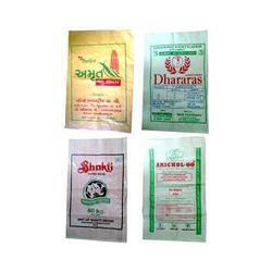 HDPE Laminated Woven Bag
